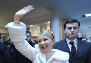 Тимошенко сегодня с рабочей поездкой посетит Черкасскую область