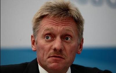 Песков прокомментировал скандал воборонной сфере вгосударстве Украина
