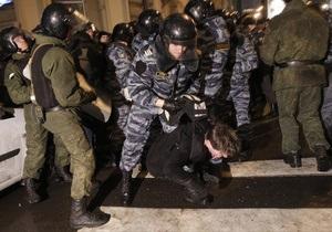Омбудсмен в Петербурге назвала участие некоторых подростков в акциях оппозиции  формой тусовки