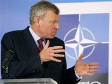 НАТО заявило о поддержке суверенитета Украины