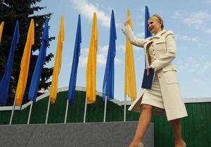 Тимошенко отправляется в тур по Европе