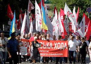 Еженедельники: в Украине все больше локальных протестов