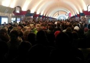 Сегодня работа киевского метрополитена может быть продлена