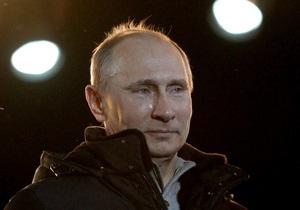 Путин по итогам обработки более 99% протоколов набирает 63,81% голосов