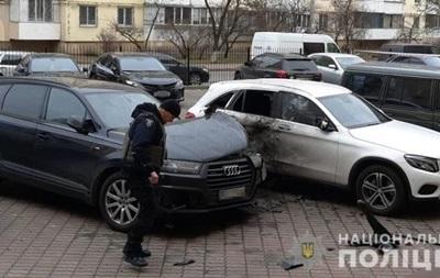 З явилися подробиці підриву авто в Києві
