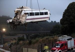 Это из-за меня случилась авария. Я еще живой, но надеюсь, что умру. Машинист поезда в Испании вышел на связь