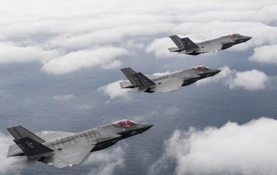 У США прийняли на озброєння винищувачі F-35C