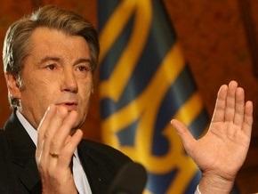 Ющенко: Украина ведет переговоры с ЕС относительно экономической поддержки Крыма