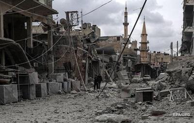 ОЗХО заявила о применении хлора в сирийской Думе