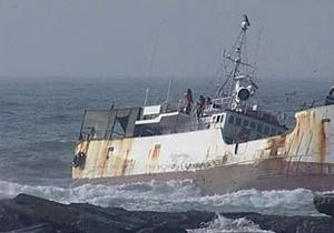 В Японском море затонула российская шхуна