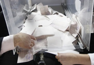 Штаб Тимошенко заявил о начале пересчета голосов в Луганской области