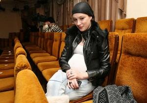 Анастасия Приходько стала мамой
