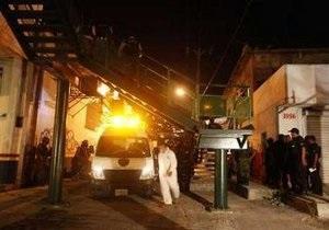В Мексике конфискована рекордная партия химвеществ для производства наркотиков