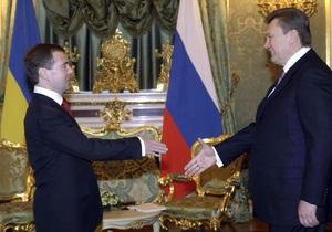 Янукович ждет из Москвы и Вашингтона ответа на свою инициативу по СНВ