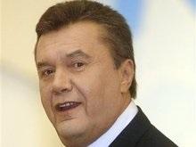 Янукович: Евроинтеграция может объединить политические силы