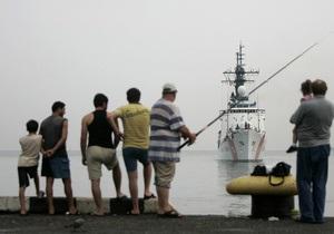 Береговая охрана Грузии задержала судно под украинским флагом, зашедшее в воды Абхазии