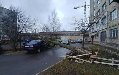 Майже 100 населених пунктів знеструмлені на Львівщині