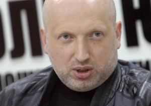 Турчинов ожидает, что завтра будет подана аппеляция по газовому делу Тимошенко