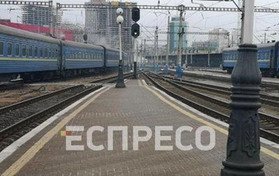 У Києві поїздом відрізало голову чоловікові