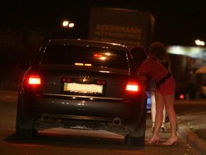 Начальник киевской милиции: Милиционеры крышуют проституток