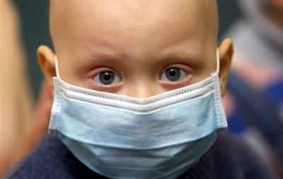 МОЗ: Дитяча захворюваність на рак зросла на 15%