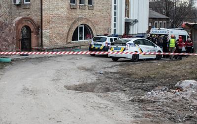 В Киеве возле церкви нашли труп сотрудника АП