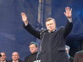 Соцопрос: Янукович - лидер президентской гонки