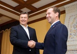 Медведев и Янукович примут участие в экономическом форуме в Донецке