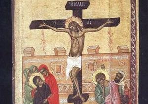 Россиянка вернула Украине украденную в 1984 году икону 15 века