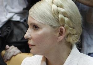 Тимошенко: Мой голос из тюрьмы будет звучать еще громче. Меня будет слышать весь мир