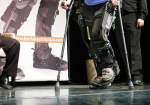В США представили революционное устройство, с помощью которого парализованные люди смогут снова ходить
