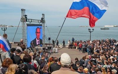 П ять років анексії Криму:  кримський ефект  у Росії минув. Що далі?