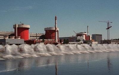 На Южно-Украинской АЭС отключили энергоблок