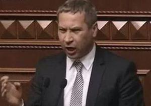 Регионал с трибуны Рады рассказал о  Викторе Федоровиче Тимошенко
