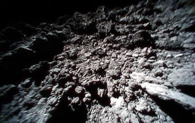 На астероїді Рюгу знайшли компоненти води