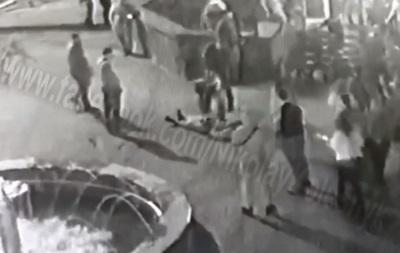 В Кривом Роге задержали мужчин, избивших полицейских