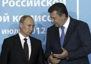Пресса: об изоляции Януковича и визитах Путина
