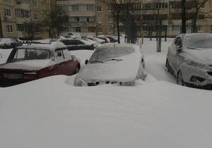 новости Киева - наводнение - экология - снег - погода - Экологи бьют тревогу: в Киеве возможно наводнение