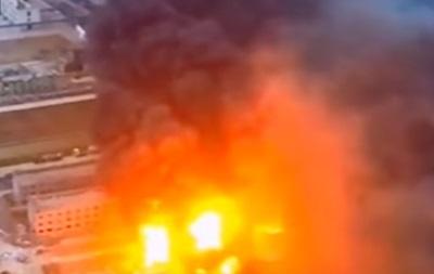 Кількість жертв вибуху в Китаї зросла до 62 осіб