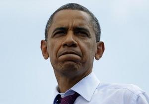 Обама обсудит финансовую ситуацию в США со сторонниками Ромни