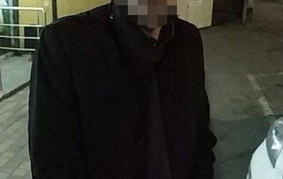 В Житомире задержали мужчину с гранатой