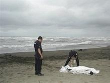 В Азовском море нашли тело третьего рыбака
