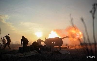 На Донбассе резко возросло количество обстрелов