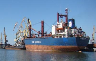 У морському порту Бердянська тривають обшуки
