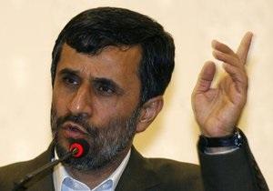 Ахмадинеджад обвинил врагов Ирана в отсутствии дождя в стране