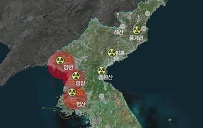 У Сеулі підрахували кількість ядерних об єктів КНДР