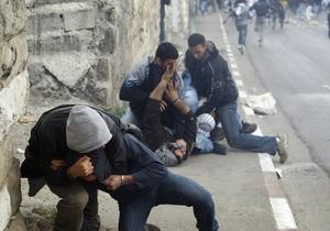 В Иерусалиме арестовали палестинцев, участвовавших в столкновениях