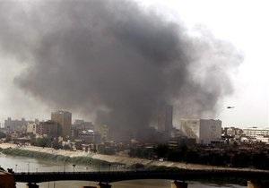 Жертвами нападения боевиков на Центробанк Ирака стали 26 человек