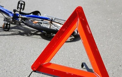 В Луцке микроавтобус насмерть сбил ребенка на велосипеде