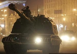 В Закарпатской области задержали контрабанду комплектующих к танкам
